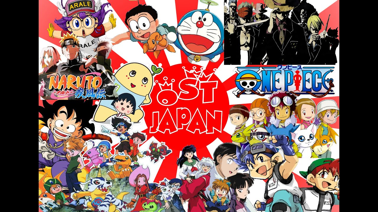 Nostalgia Ost Anime 90s YouTube