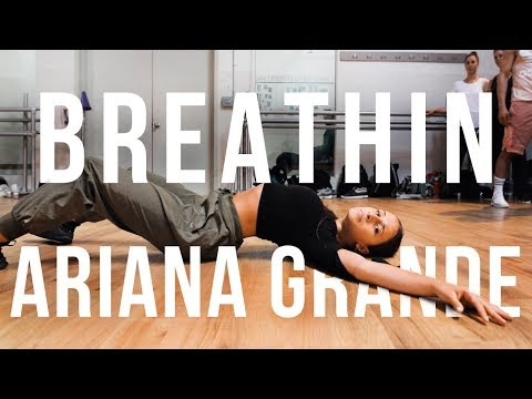 BREATHIN | ARIANA GRANDE | Miles Keeney Choreography