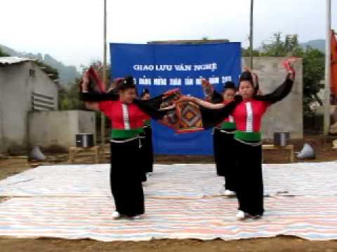 múa khăn piêu - Xuân 2011