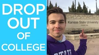 Video Why I dropped out of College (And you should too) download MP3, 3GP, MP4, WEBM, AVI, FLV Agustus 2018