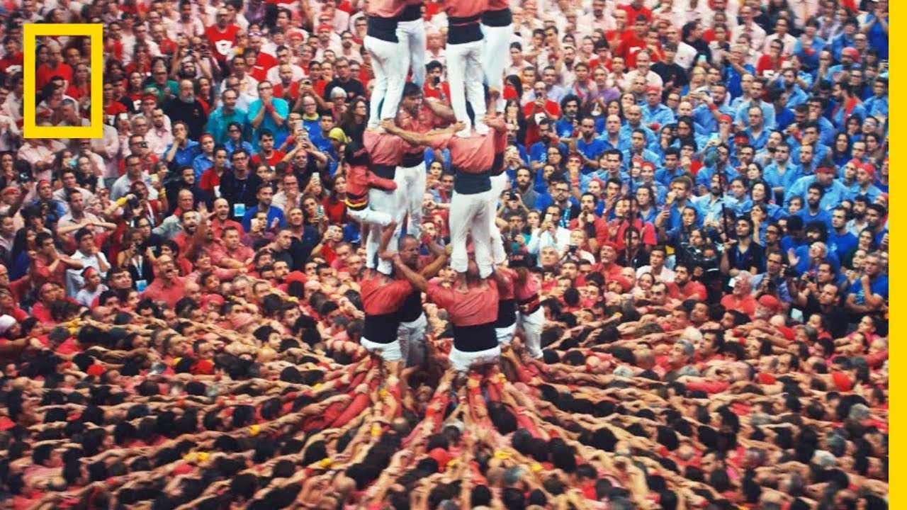 These Death-Defying Human Towers Build on Catalan Tradition | Short Film Showcase