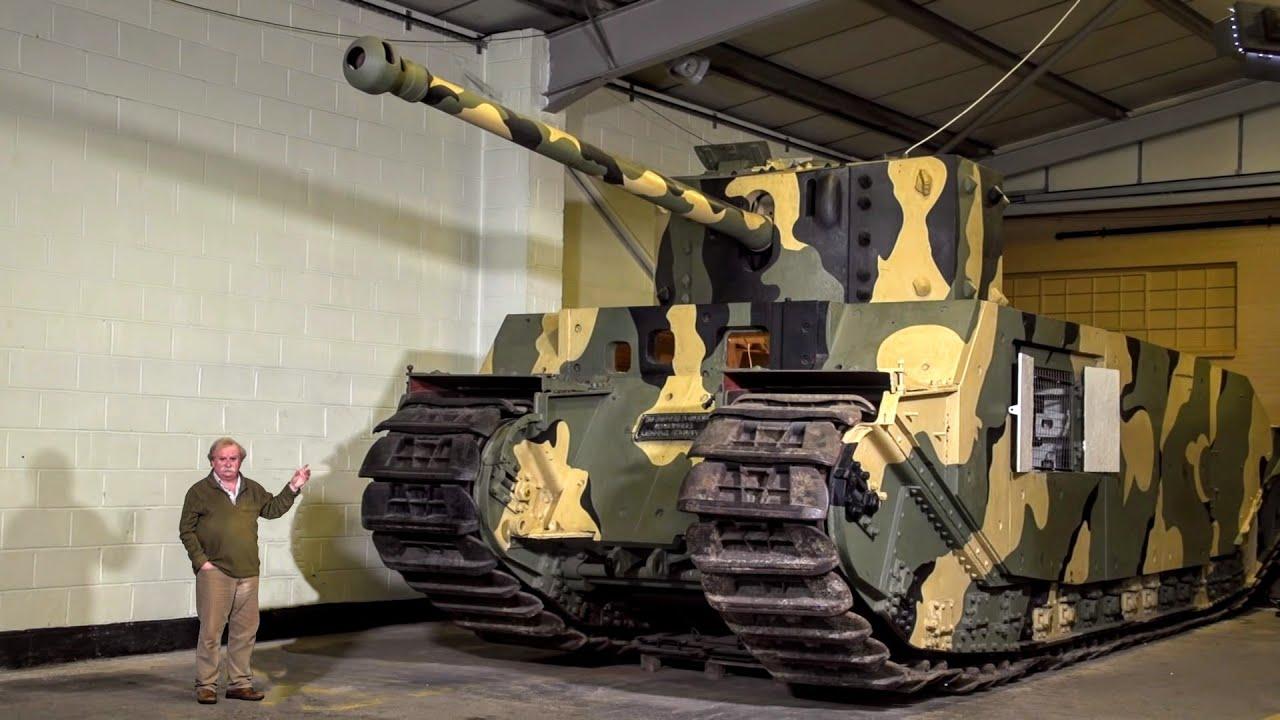 10 Extrañas e Increíbles Armas Británicas que Quizás no Conocías