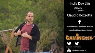 Indie Dev Life: Claudio Bozzotta - Developer of Fearful Symmetry
