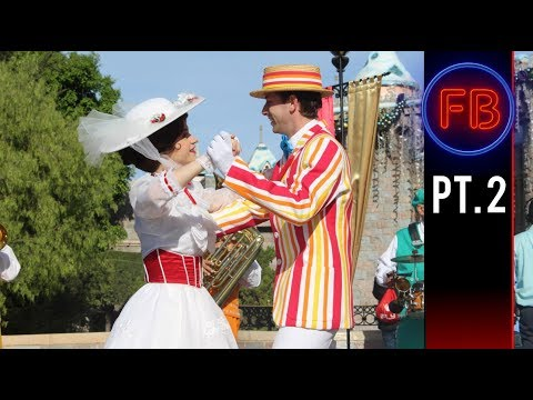Playful stroll through Fantasyland to find Mary Poppins and Small World rumors| 12-09-17 Pt. 2