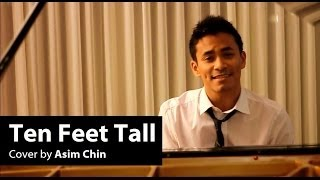 Ten Feet Tall (Afrojack ft. Wrabel) | Cover by @AsimChin