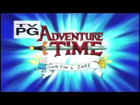 Adventure Time Theme Backwards