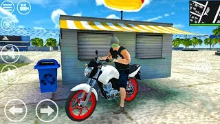 Elite MotoVlog Game - Brazil Motorcycle Driving Simulator - Android Gameplay