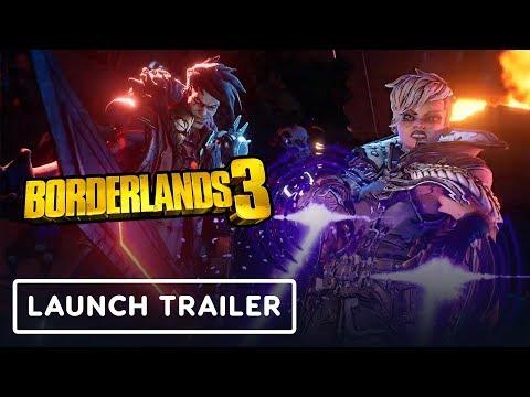 Testa Borderlands 3 gratis i helgen PC-spelare får lira fram till onsdag