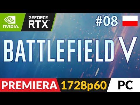 Battlefield 5 PL ? odc.8 (#8) ? Kampania - Rozdział 4 - Ostatni Tygrys | RTX On: Ultra test thumbnail