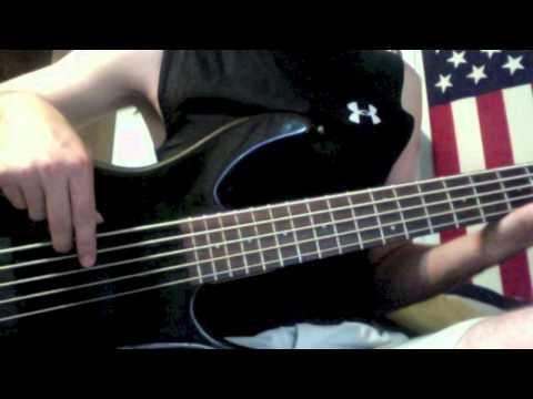 drop c bass tuneing (5 string)