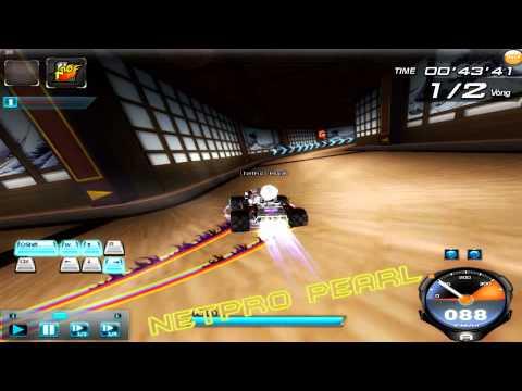 │NetPro│-Làng Ninja - Pearl speed A