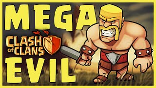 "Clash of Clans: MEGA EVIL - ""Campaign Gameplay"" - Road To Sherbet Towers!"