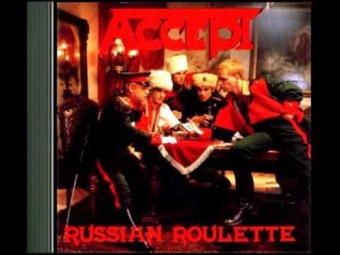 Accept (1986) Russian Roulette *Full Album*