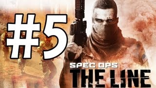 Spec Ops: The Line | Walkthrough Capitulo 5