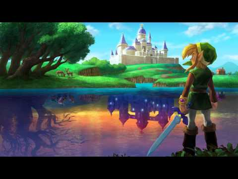 The Legend of Zelda: A Link Between Worlds OST - Fortune Telling