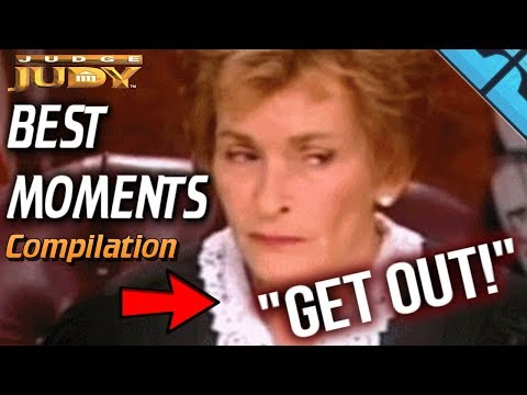 BEST Judge Judy Moments! Judge Judy Feminist Issue! Best Judge Judy Interview