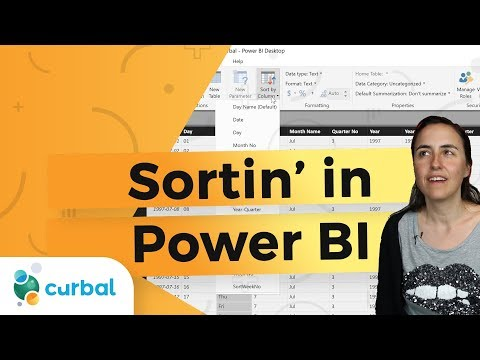 Sortin' + RTL support in Power BI