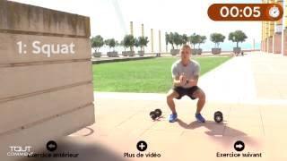 Maigrir des cuisses et des jambes rapidement : exercices pour homme