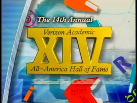Academic Hall of Fame Awards Show