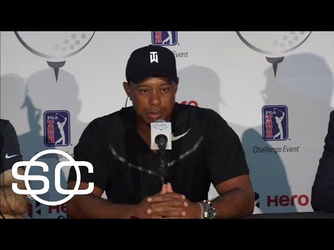 Tiger Woods updates on his back pain and returning to golf   SportsCenter   ESPN