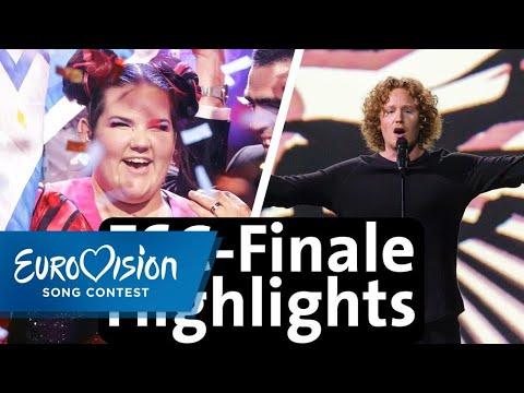 Eurovision Highlights des