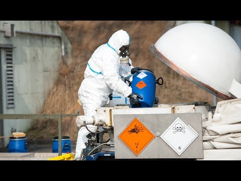 Global Journalist: Renewed threat from chemical, biological weapons
