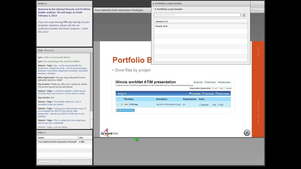 optimal resume optimalresume wyotech optimal maxresdefault optimal - Sanford Brown Optimal Resume