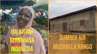 PEDAGANG SAYUR BERBAHASA INDONESIA & JAWA DI AFRIKA 🇬🇦 (GABON)