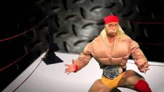 ERB - Hulk Hogan & Macho Man vs Kim Jong-il | Türkçe Altyazılı (CC)
