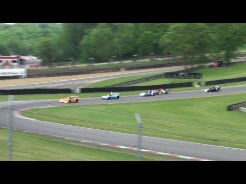 Can Am Racing Cars In Action Mclaren Ferrari Matra