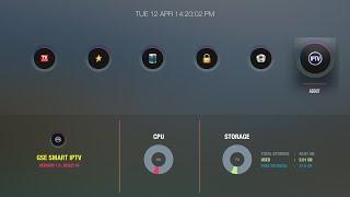 APPLE TV 4  GSE SMART IPTV 1.9 PREVIEW