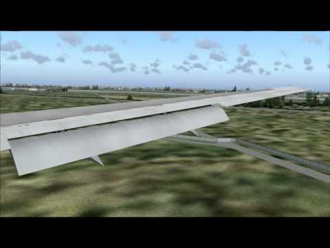 767 - 300ER AEROFLOT ANTALYA - ST PETERSBURG