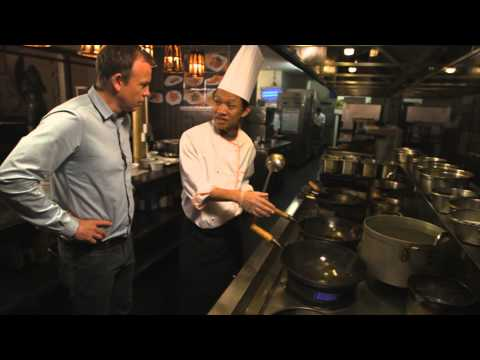 Let There Be Beer - Cook-along with Tim Lovejoy at Chaophraya Thai Restaurant, Manchester