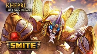 SMITE - God Reveal - Khepri, The Dawn Bringer dinle ve mp3 indir