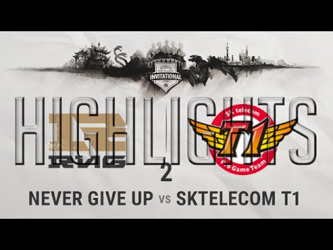 RNG vs SKT G2 Highlights Semi-final MSI 2016 - Mid Season Invitational 2016 Royal vs SKTelecom T1