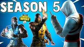 BEST SKINS IN FORTNITE BATTLE ROYALE FOR SEASON 5 (Fortnite Battle Royale New Skin Ideas)