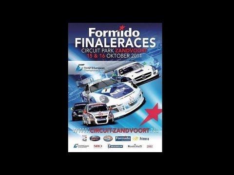 Fia GT3 European Championship / Formido Finaleraces (2011), Circuit Park Zandvoort