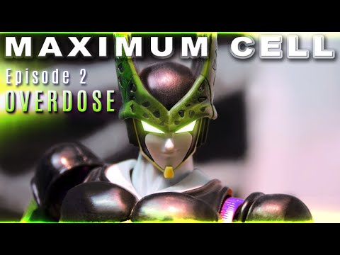 Dragon Ball Z stop motion - MAXIMUM CELL / EPISODE 2