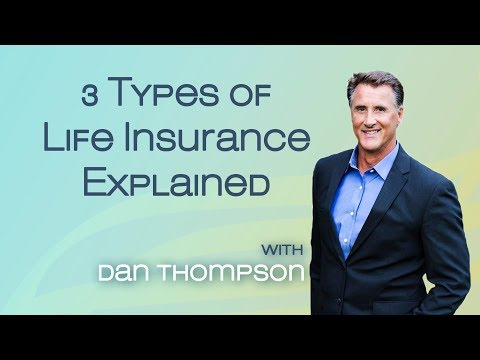 3 Different Types of Life Insurance Policies - Life Insuranc