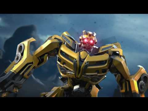 Transformers: Forged to Fight PAX Trailer