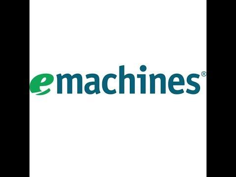 Emachine ET Series Factory Reset Window 7