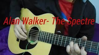 Video Alan Walker- The Spectre guitar fingerstyle download MP3, 3GP, MP4, WEBM, AVI, FLV April 2018