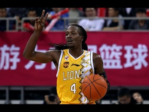 Courtney Fortson (49 PTS - 14 ASTS) against Shanxi Zhongyu 18.01.2017