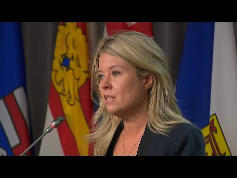 Conservative MP Michelle Rempel Garner on the federal response to COVID-19 – October 18, 2020