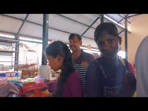 Negombo Sunday Market Sri Lanka