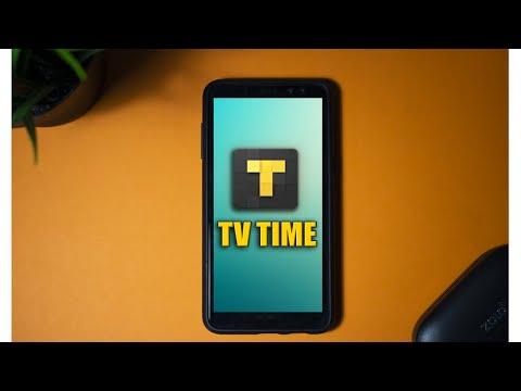 Se ami le serie tv devi scaricare quest'APP! (TV TIME) |ITA|