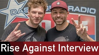 Rise Against Interview - Tim McIlrath @ROCKANTENNE