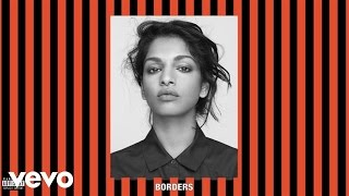 M.I.A. - Borders (Audio)