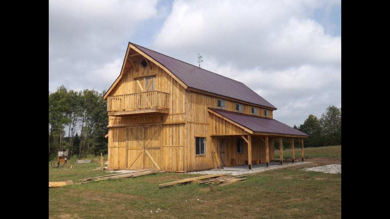 Build Your Own Barn Amazing Diy Hardware Kit Makes It Easy