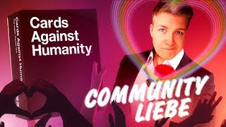 HWSQ #92 - Community Liebe | Cards Against Humanity